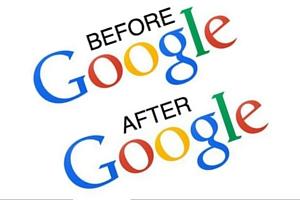 Google logo change