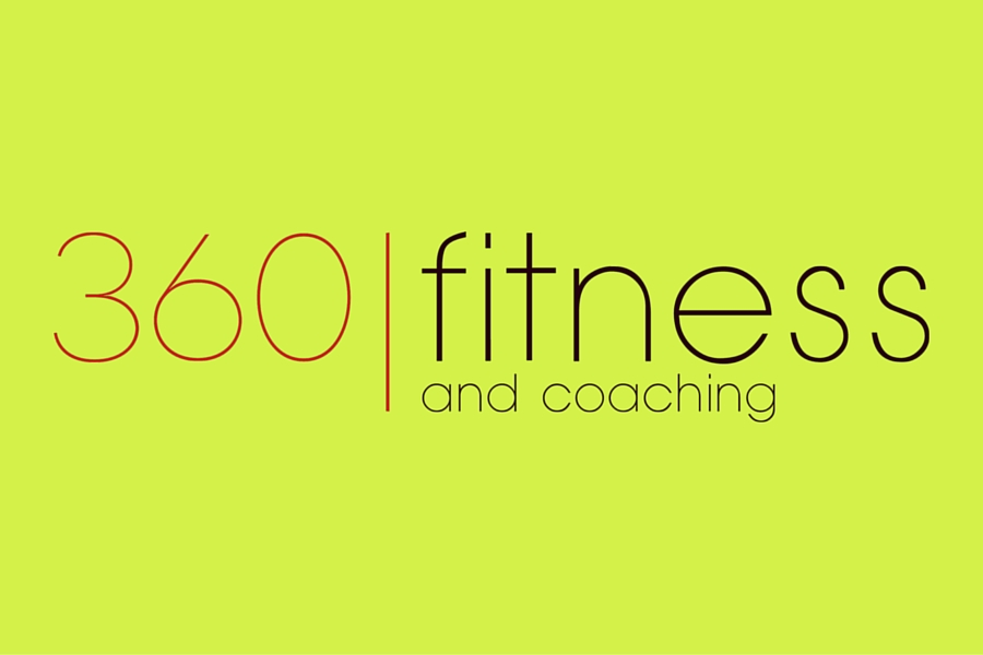 360 Fitness & Coaching Logo
