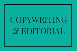 Copywriting & Editorial Services West Sussex