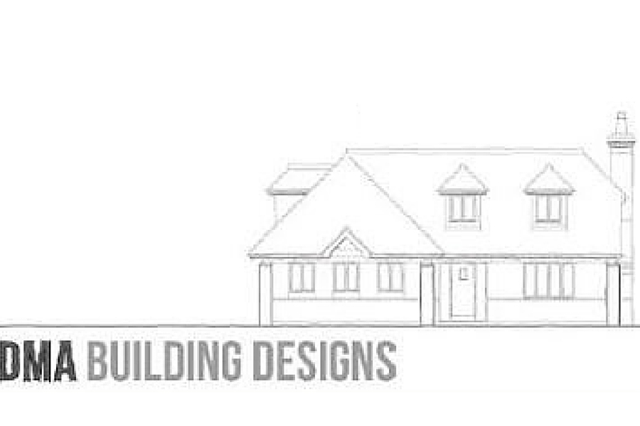 DMA Building Designs Logo