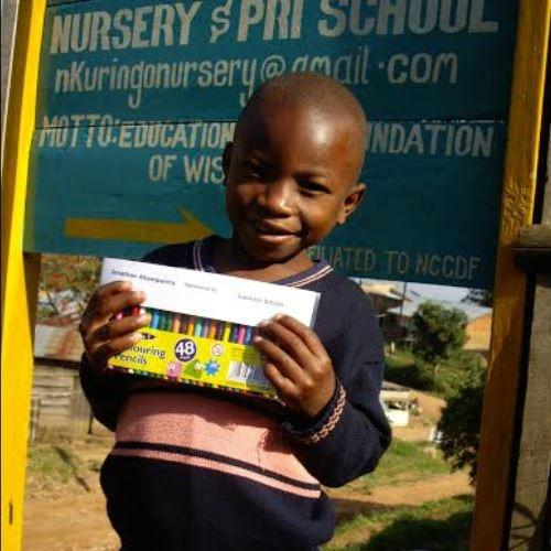 Nikurangu School Uganda