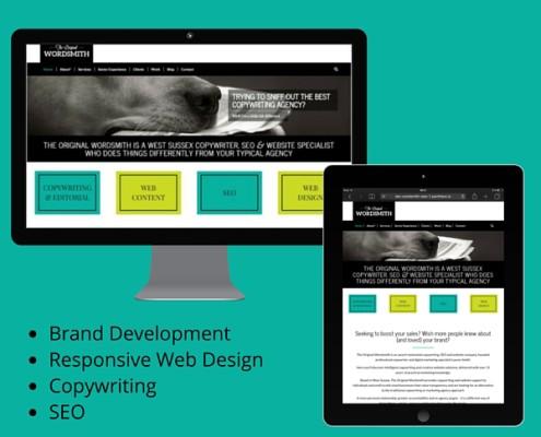 The Original Wordsmith Brand Development