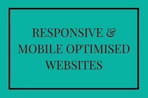 Responsive & mobile optimised websites