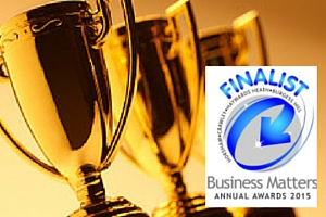 Business Matters Awards 2015 Finalist West Sussex