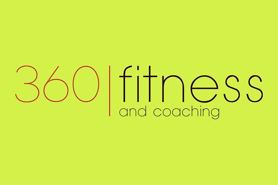 360 Fitness & Coaching Logo