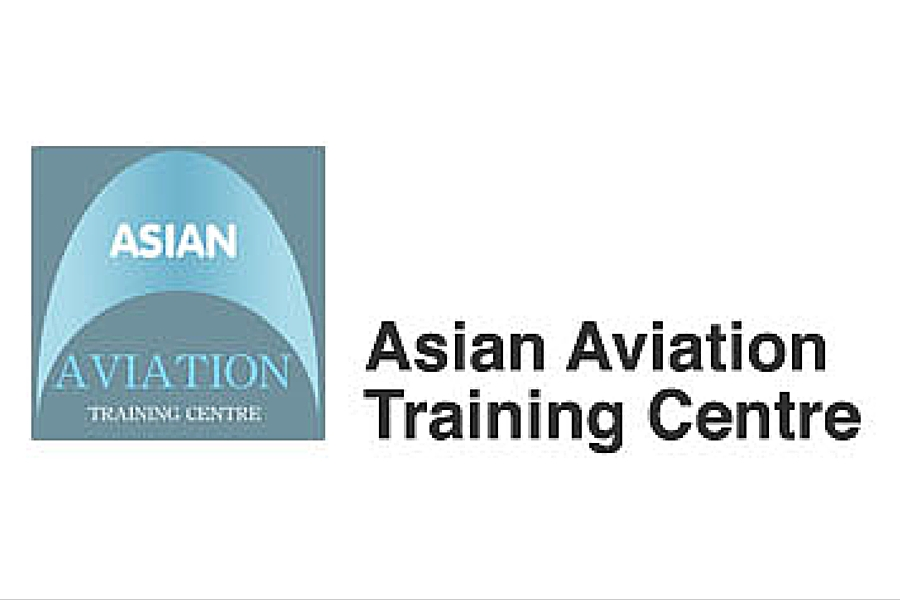 Asian Aviation Training Centre Logo
