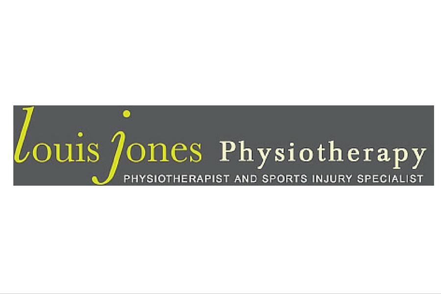 Louis Jones Physiotherapy Shoreham Logo