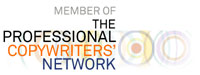 Professional Copywriters' Network - official member