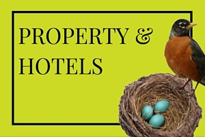 Property & Hotels Copywriter