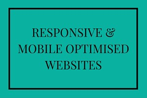 Responsive & mobile optimised websites