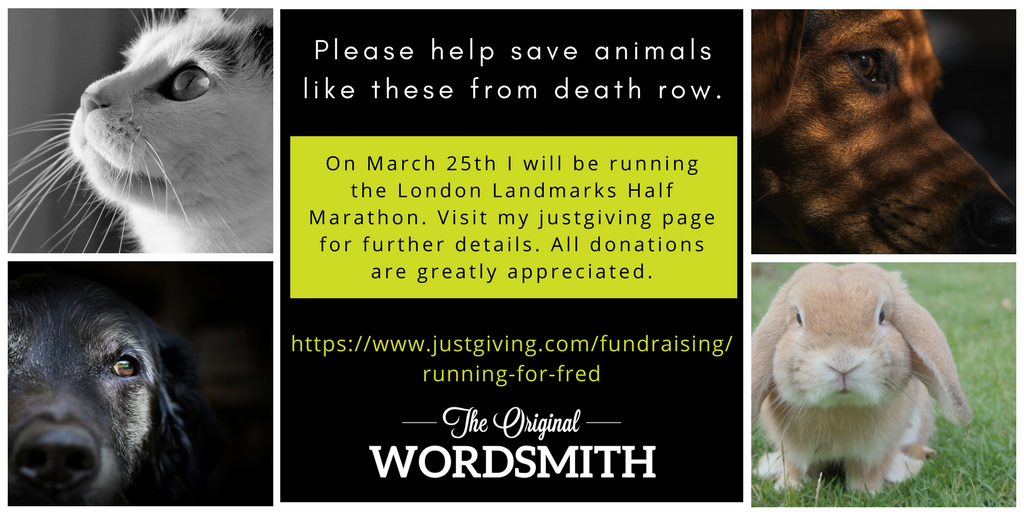 Fundraising for Last Chance Animal Rescue